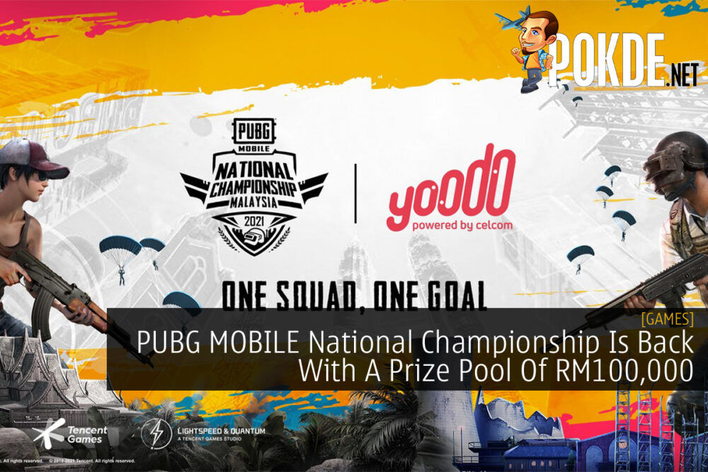 PUBG MOBILE National Championship 2021 Cover