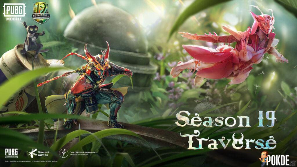 PUBG MOBILE Royale Pass Season 19 Brings New Traverse Theme 22