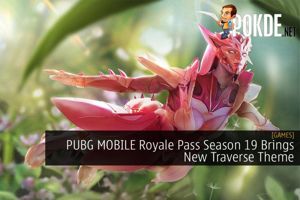 PUBG MOBILE Royale Pass Season 19 cover