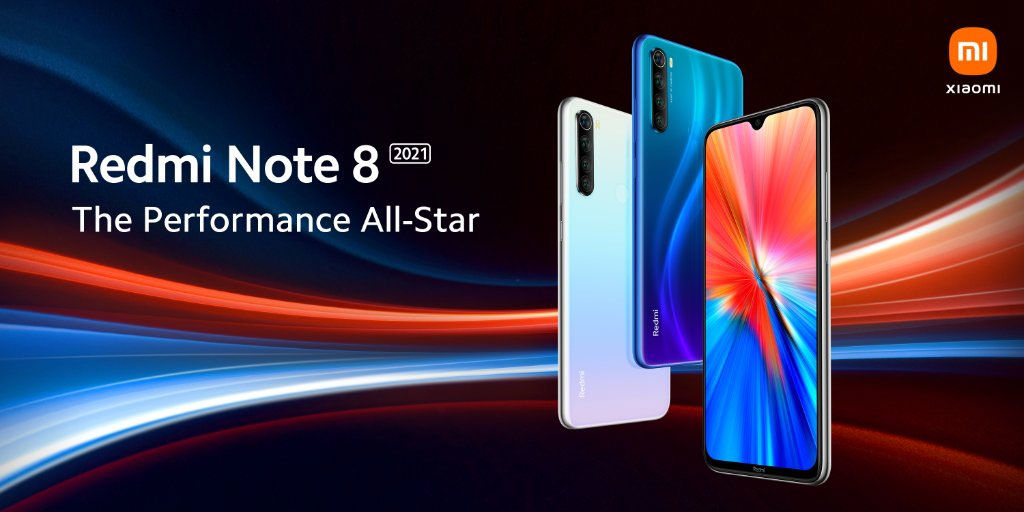 Redmi Note 8 2021 performance all star