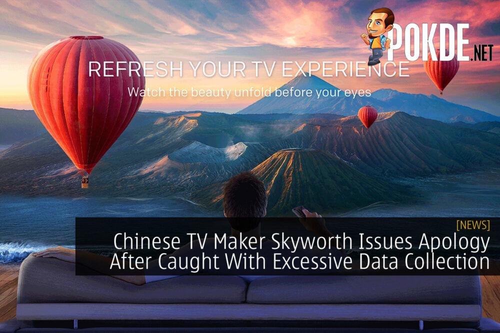 Skyworth TV Caught cover
