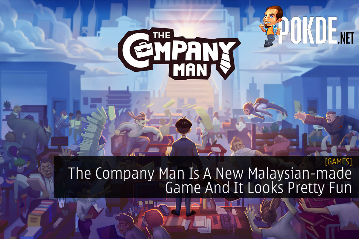 The Company Man cover