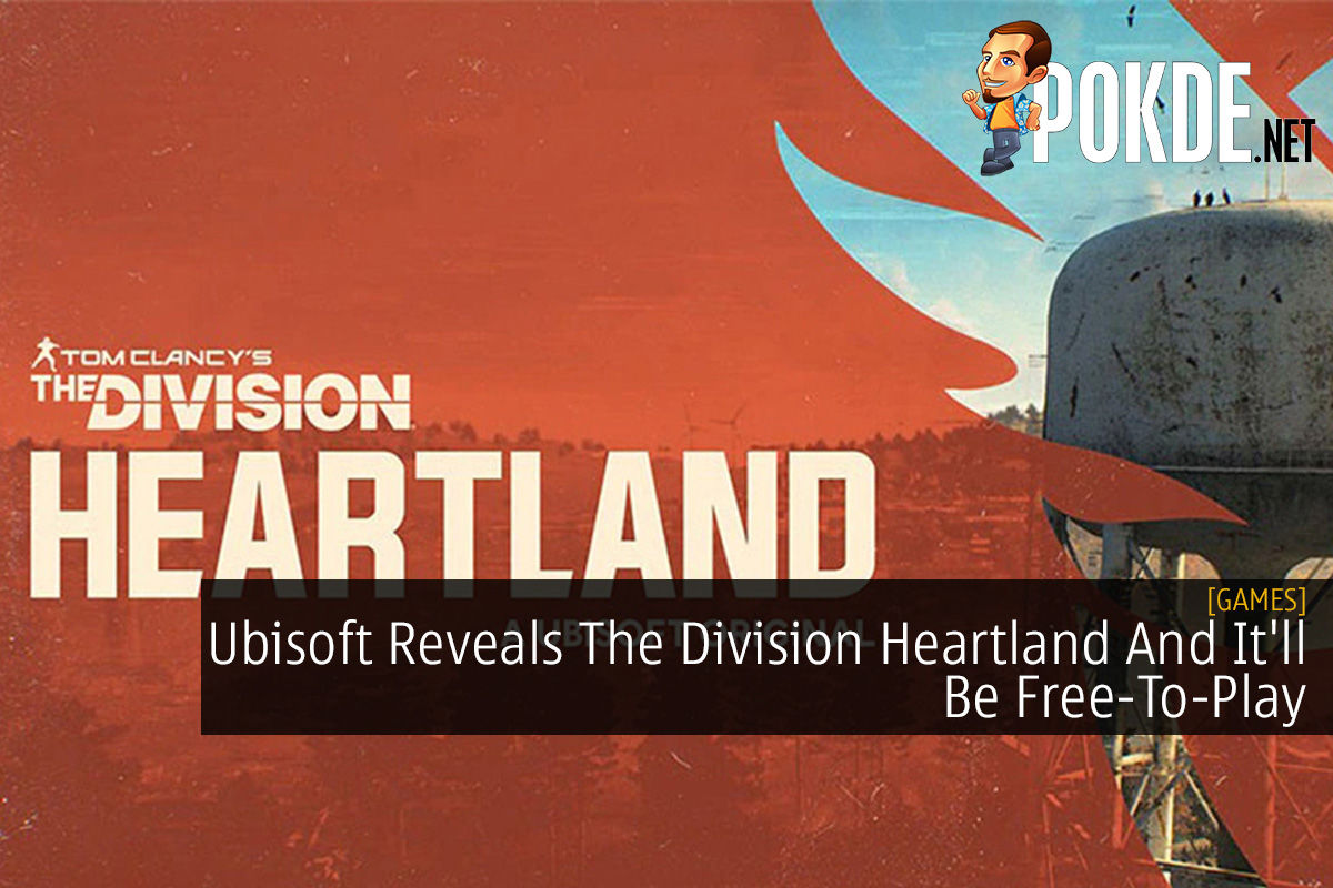 Ubisoft Reveals The Division Heartland And It'll Be Free-To-Play 8