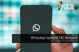 WhatsApp Updated T&C Revealed — Here's What You Should Know 26