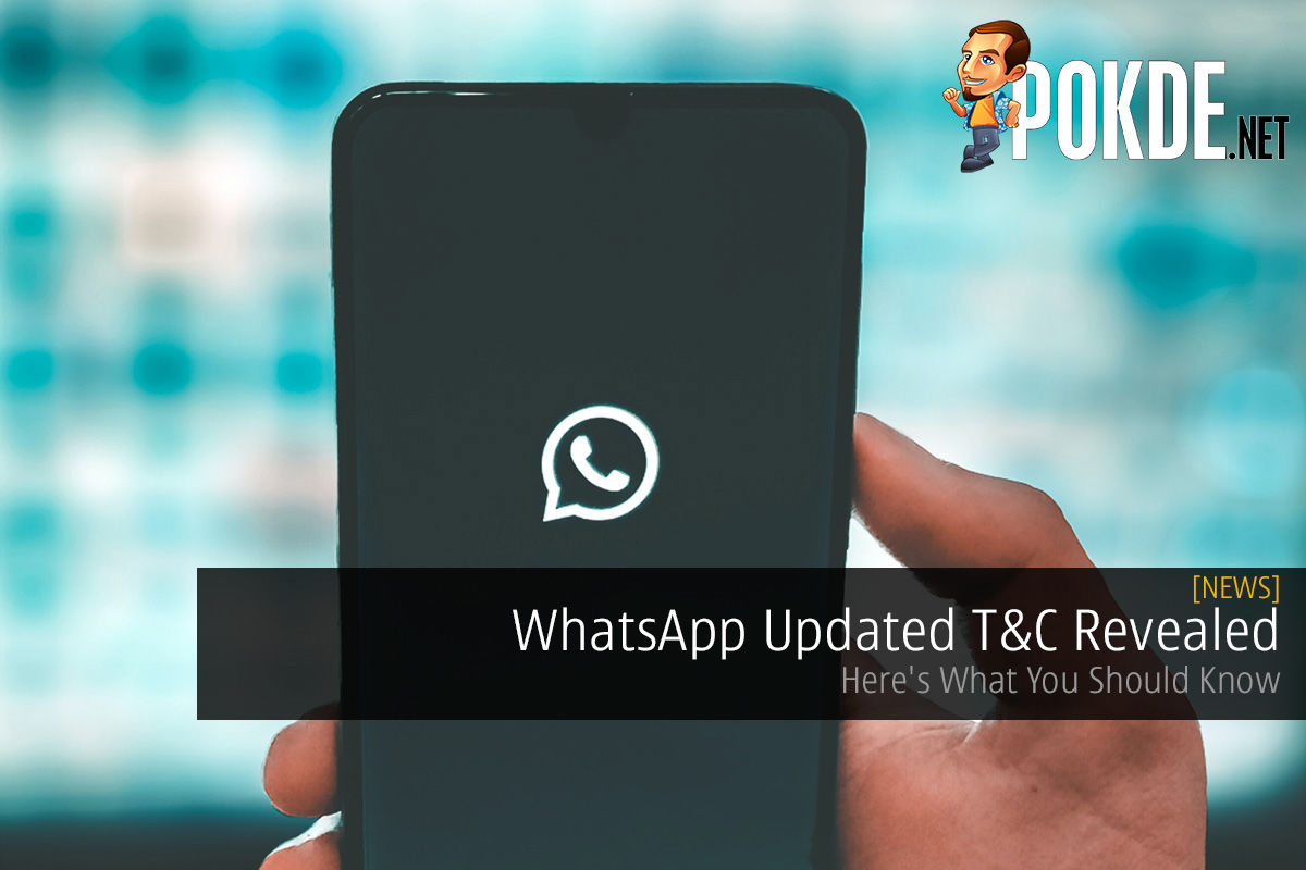 WhatsApp Updated T&C Revealed — Here's What You Should Know 5