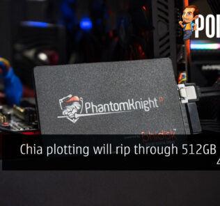 chia plotting 512gb ssd die 40 days cover