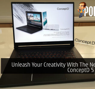 Unleash Your Creativity With The New Acer ConceptD 5 Laptop
