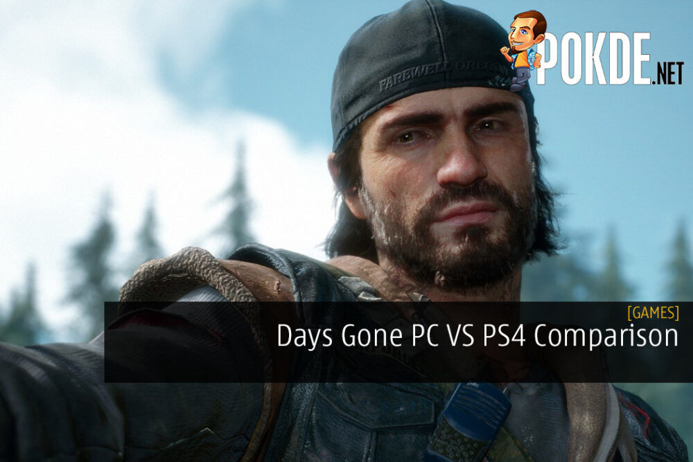 Days Gone PC VS PS4 Comparison