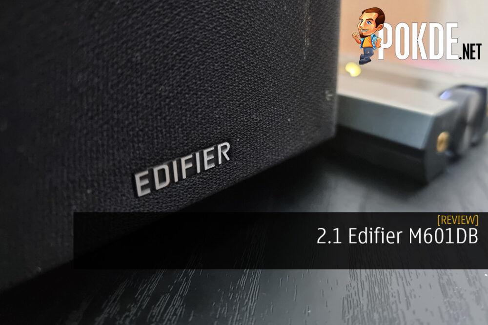 2.1 Edifier M601DB Review