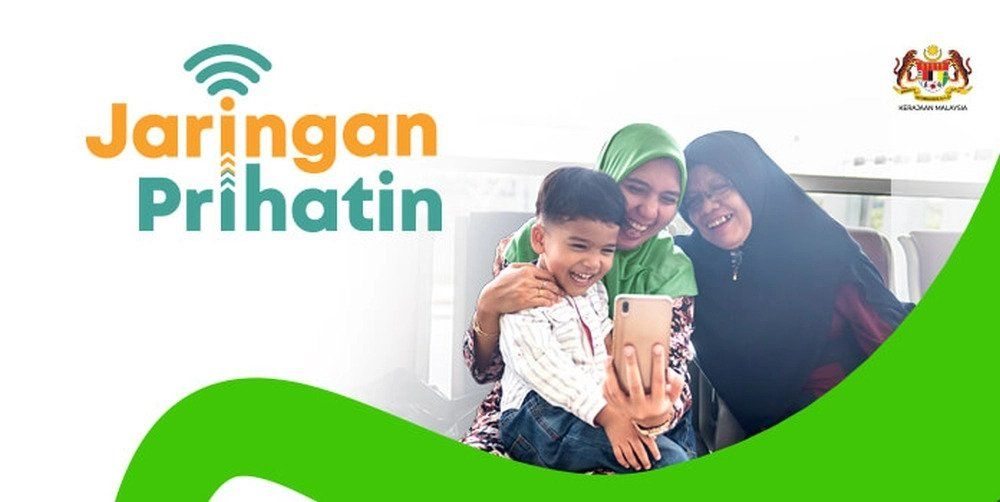 Jaringan Prihatin Gives Free Daily Internet and Up to RM300 Subsidy for New Device