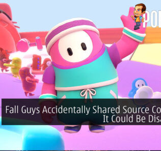 Fall Guys Accidentally Shared Source Code And It Could Be Disastrous