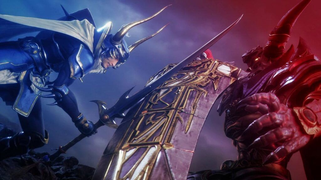 Final Fantasy Origin is a Souls-like Action RPG From Team Ninja