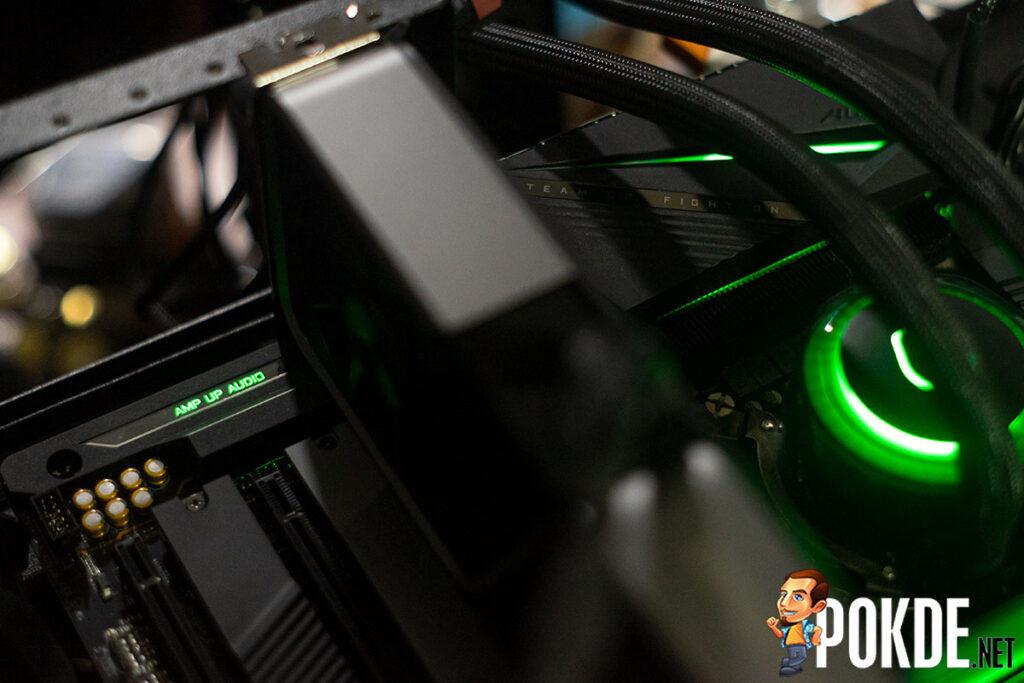 gigabyte z590 aorus pro ax review rgb lighting