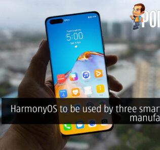 harmonyos three smartphone maker cover