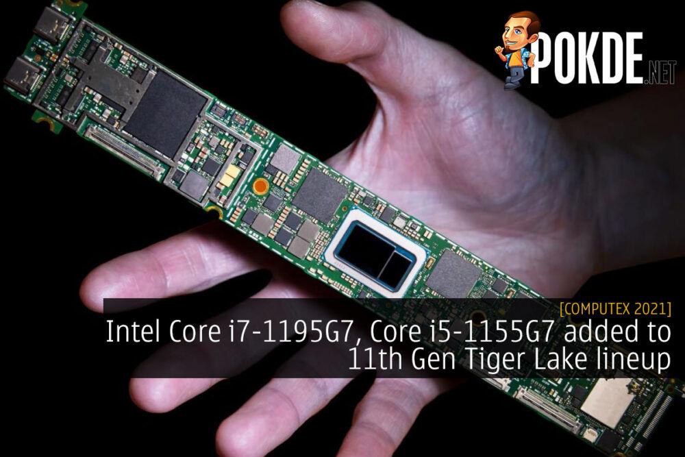intel core i7-1195g7, core i5-1155g7 5g solution 5000 cover