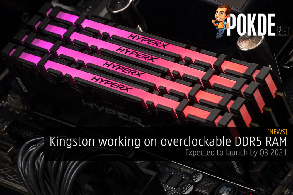 kingston ddr5 q3 2021 cover