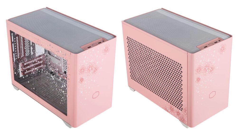 masterbox nr200p sakura limited edition design