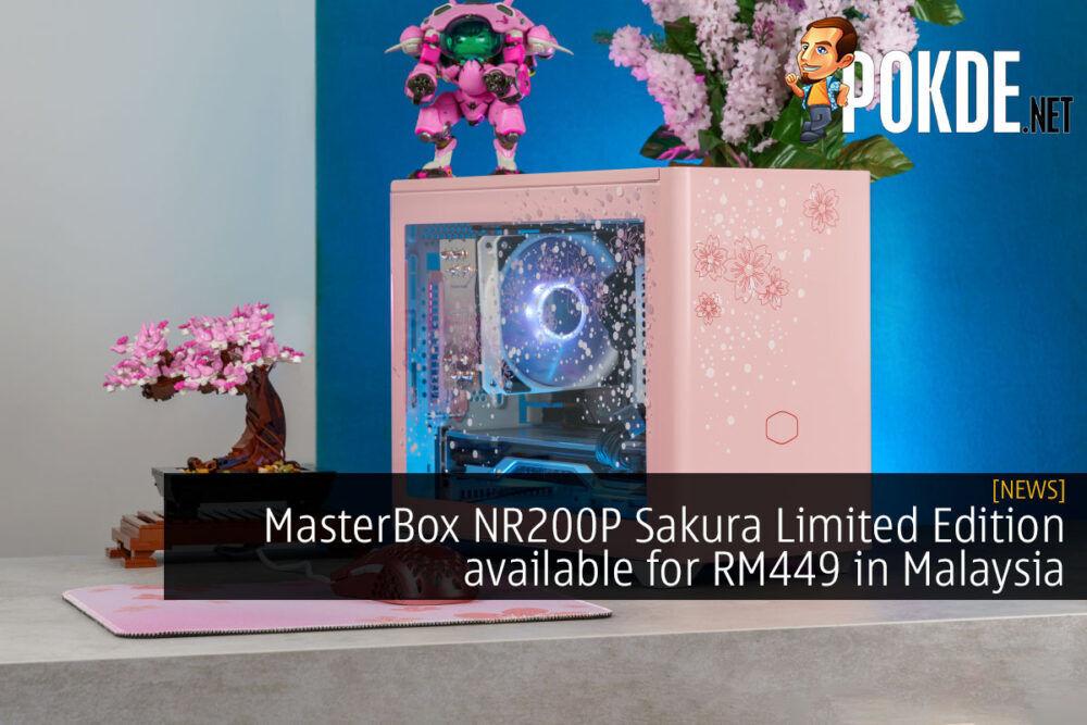 masterbox nr200p sakura limited edition rm449 cover