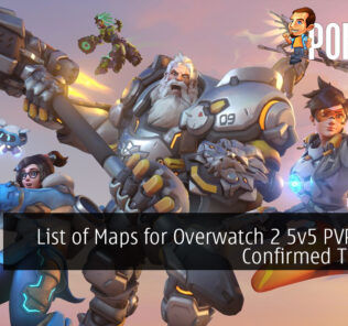 List of Maps for Overwatch 2 5v5 PVP Game Confirmed Thus Far