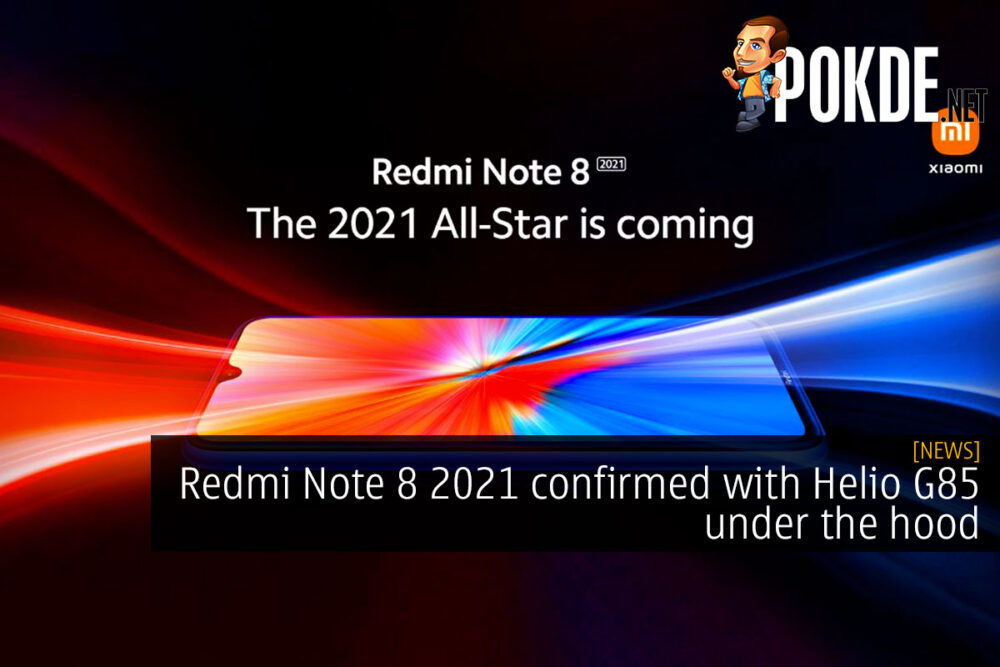 Redmi Note 8 2021 confirmed with Helio G85 under the hood 20