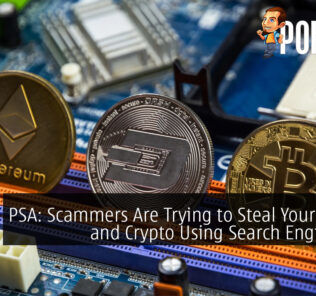 PSA: Scammers Are Trying to Steal Your Money and Crypto Using Search Engine Ads