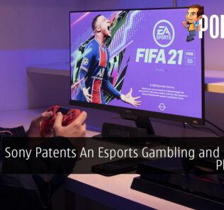 Sony Patents An Esports Gambling and Betting Platform