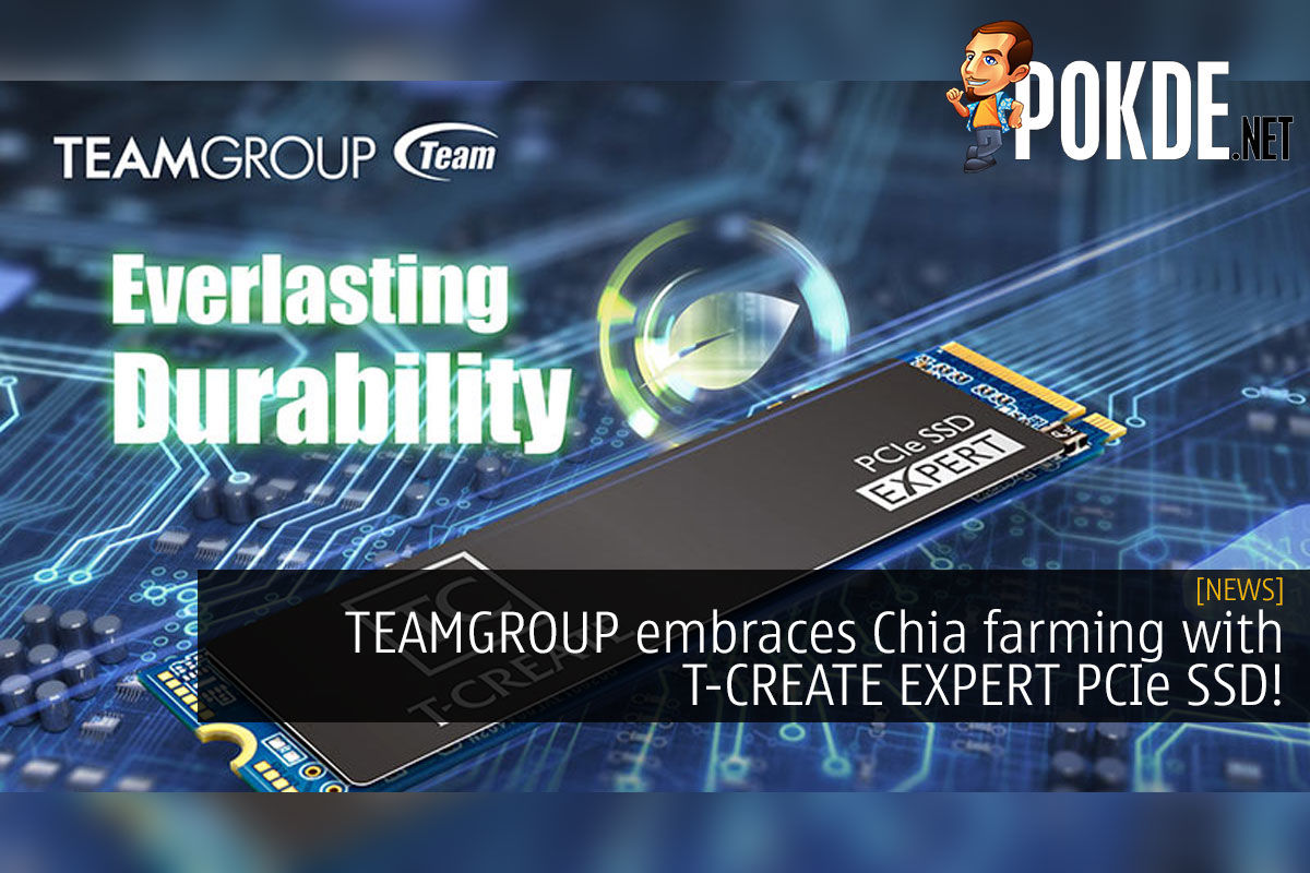 teamgroup t-create expert pcie ssd cover