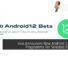 vivo Android 12 Beta cover