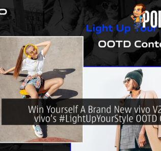 vivo #LightUpYourStyle OOTD contest cover