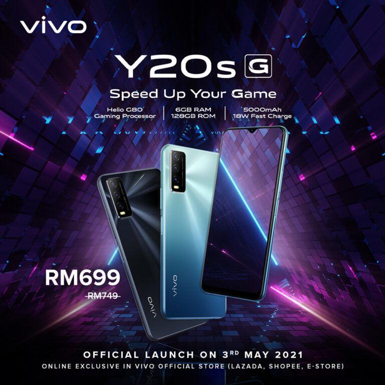 vivo Y20s G Malaysia