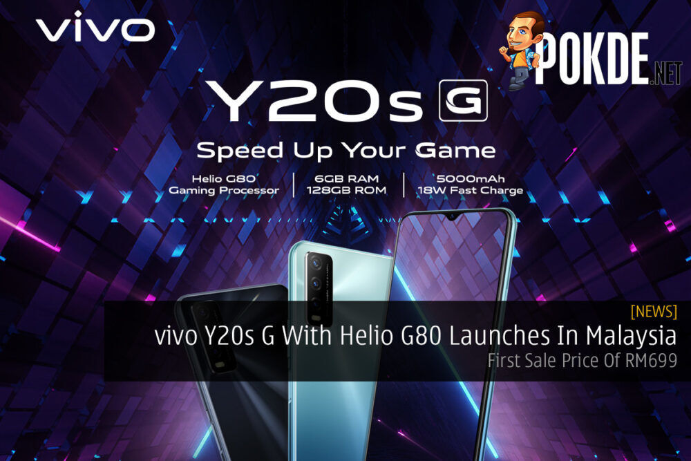 vivo Y20s G With Helio G80 Launches In Malaysia — First Sale Price Of RM699 22