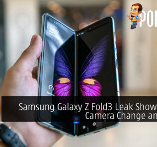 Samsung Galaxy Z Fold3 Leak Shows Major Camera Change and More