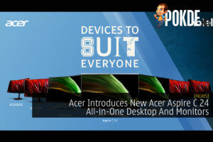 Acer Aspire C 24 All-in-One Desktop and Monitors cover