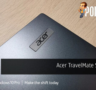 Acer TravelMate Spin P4 Review - Security First 27