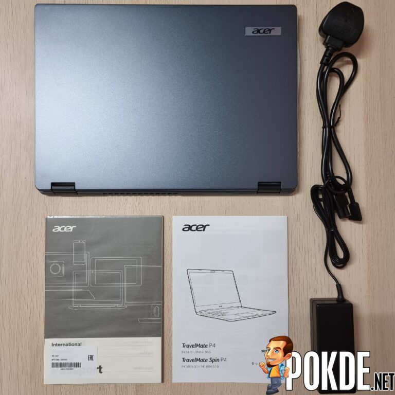 Acer TravelMate Spin P4 Review