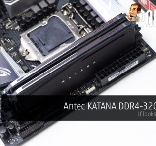 Antec KATANA DDR4-3200 CL16 Review — if looks could kill... 23