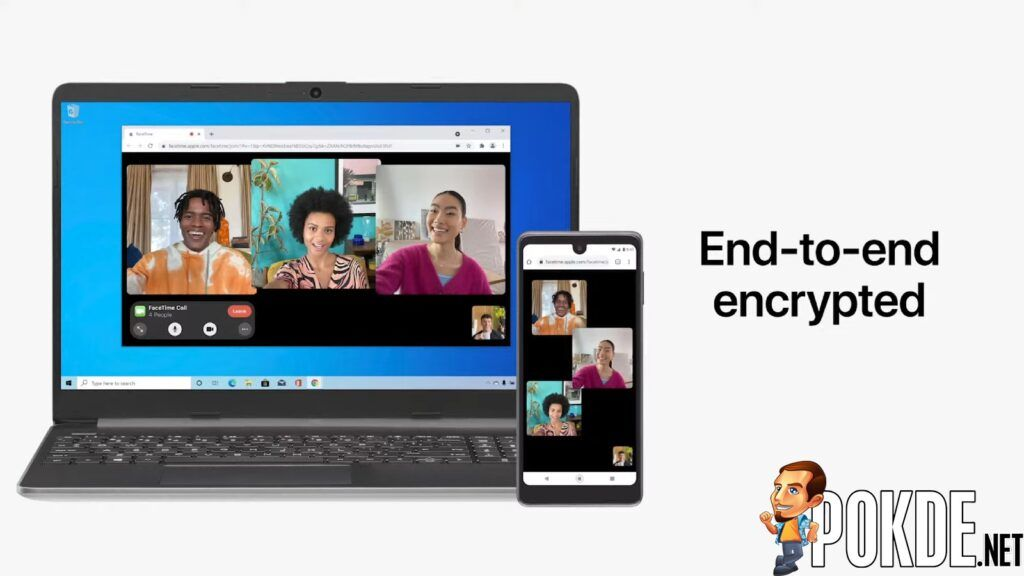 [WWDC 2021] FaceTime Coming to Android and Windows