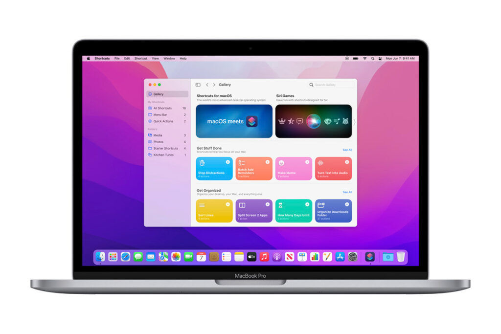 [WWDC 2021] Apple macOS Monterey Features Revealed 23