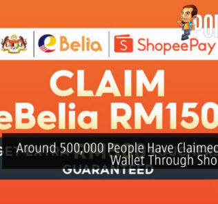 Around 500,000 People Have Claimed eBelia Wallet Through ShopeePay 23