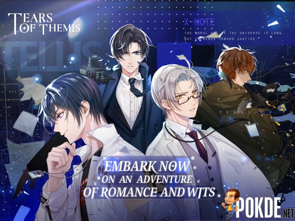 Tears of Themis Is A New Romance Detective Game From miHoYo 23