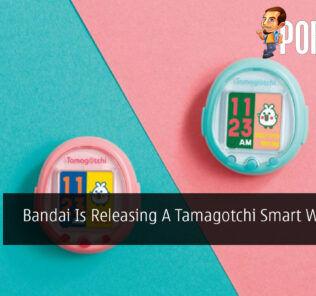 Bandai Is Releasing A Tamagotchi Smart Wearable 23