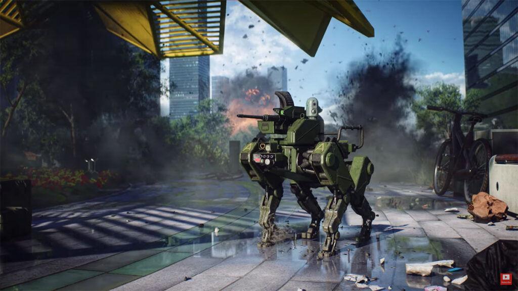 Battlefield 2042 gadget