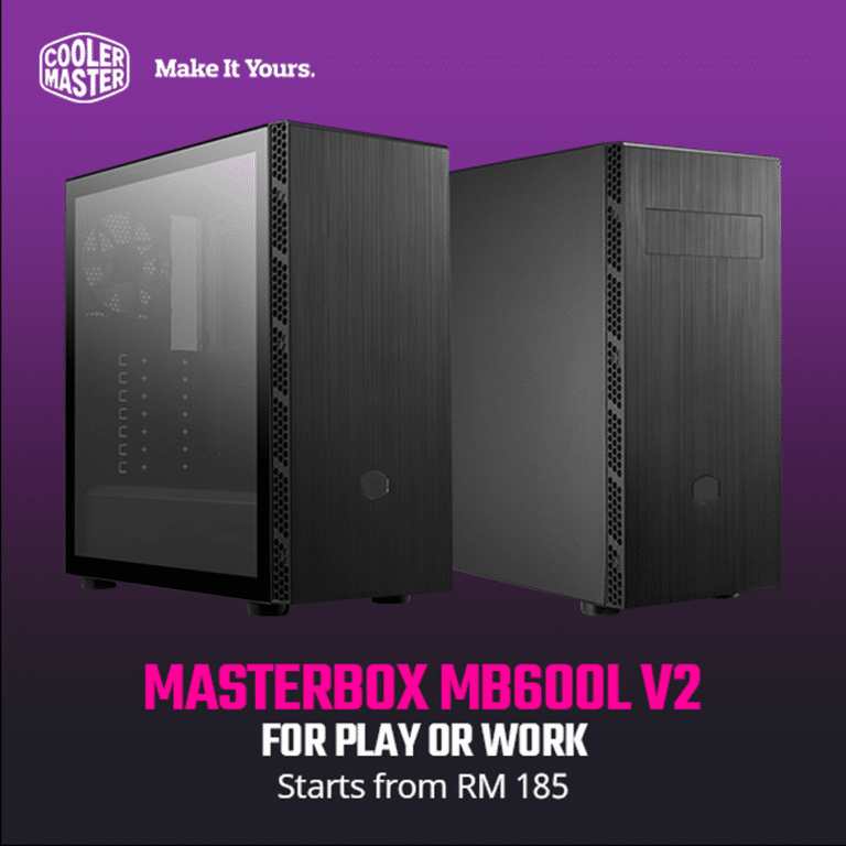 MasterBox MB600L V2