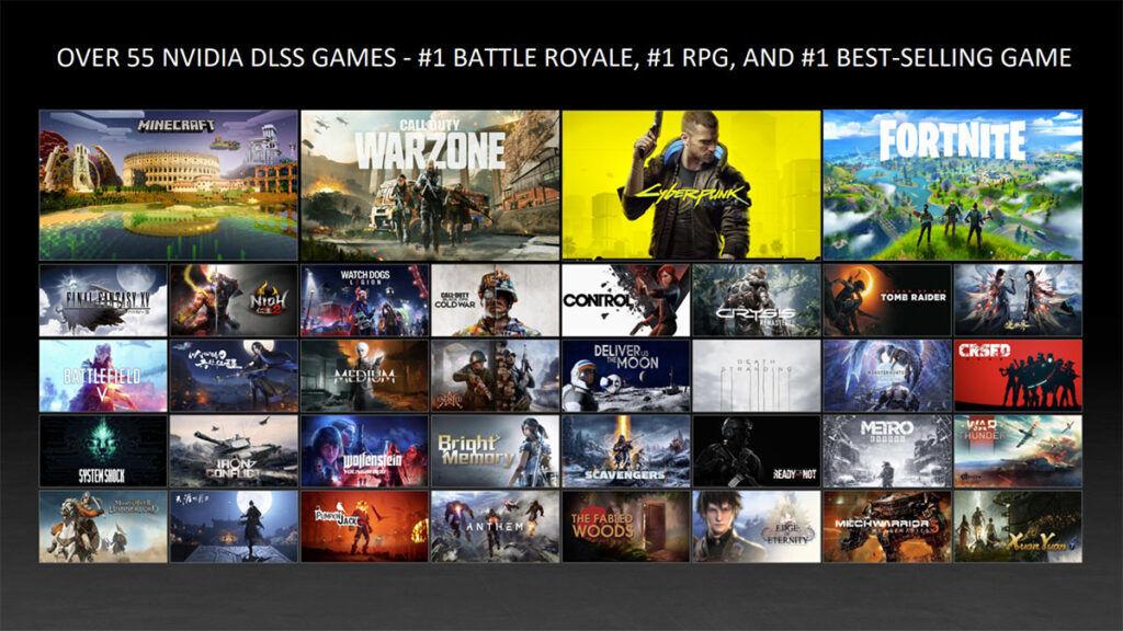 DLSS games