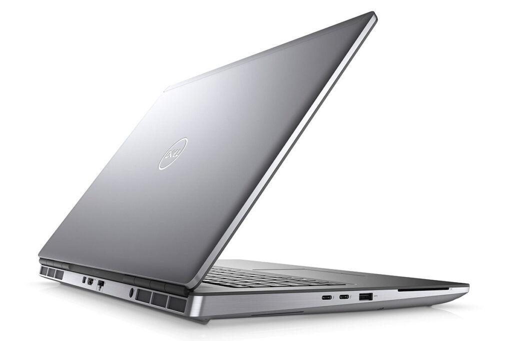Dell Precision 7760 workstation laptop