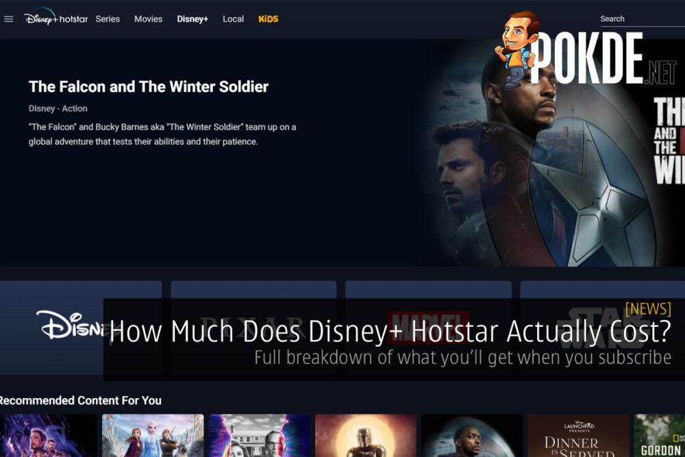 Disney+ Hotstar Price cover 2