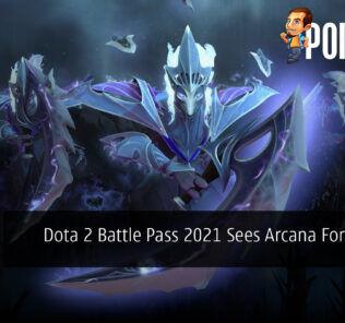 Dota 2 Battle Pass 2021 Sees Arcana For Spectre 24