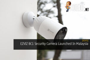 EZVIZ BC1 Security Camera Launched In Malaysia 29