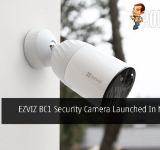 EZVIZ BC1 Security Camera Launched In Malaysia 22