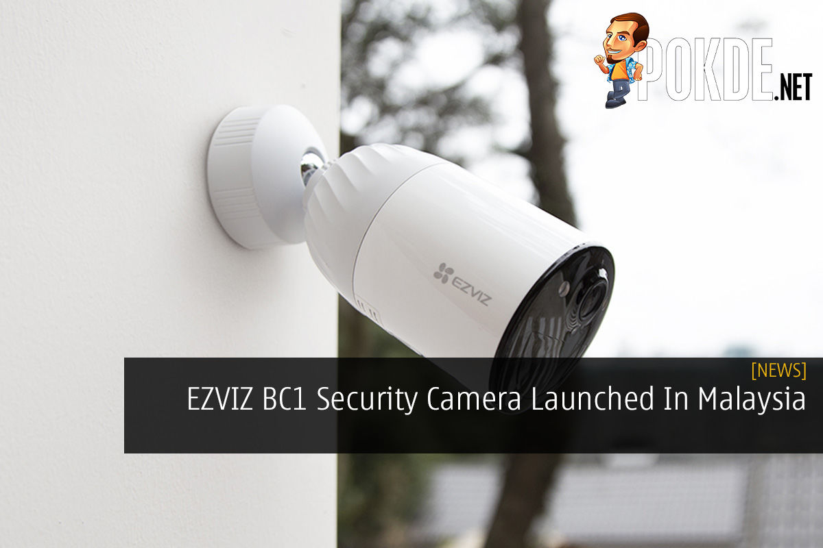 EZVIZ BC1 Security Camera Launched In Malaysia 4